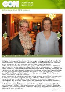 Calenberger-Online-News